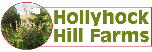 Hollyhock Hill Farms logo